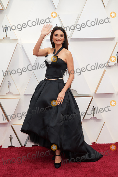Penelope Cruz Photo - 09 February 2020 - Hollywood California - Penelope Cruz 92nd Annual Academy Awards presented by the Academy of Motion Picture Arts and Sciences held at Hollywood  Highland Center Photo Credit AMPASAdMedia