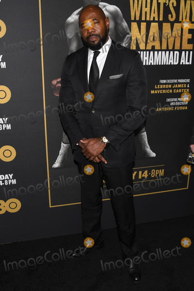 Antoine Fuqua Photo - 08 May 2019 - Pasadena California - Antoine Fuqua Whats My Name  Muhammad Ali HBO Documentary Premiere held at Regal Cinemas LA LIVE 14 Photo Credit Billy BennightAdMedia