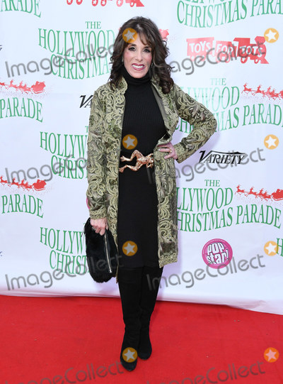 Kate Linder Photo - 01 December 2019 - Hollywood California - Kate Linder The 88th Annual Hollywood Christmas Parade  held at Hollywood Blvd Photo Credit Birdie ThompsonAdMedia