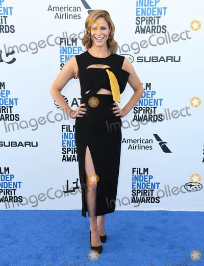 Andrea Savage Photo - 23 February 2019 - Santa Monica California - Andrea Savage 2019 Film Independent Spirit Awards - Arrivals held at the Santa Monica Pier Photo Credit Birdie ThompsonAdMedia