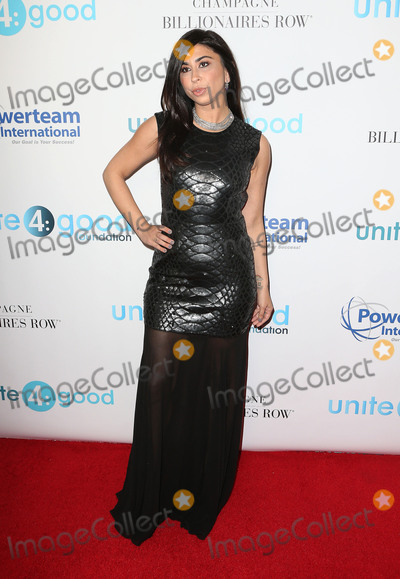 Courtenay Semel Photo - 07 April 2017 - Beverly Hills California - Courtenay Semel 4th Annual unite4humanity Gala held at the Beverly Wilshire Photo Credit AdMedia