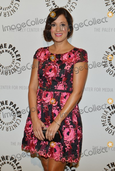 Angelique Cabral Photo - 07 January 2014 - Beverly Hills California - Angelique Cabral Enlisted Los Angeles Premiere Screening and conversation with the cast and creative team presented by The Paley Center For Media Photo Credit Christine ChewAdMedia