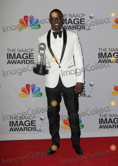 Lance Gross Photo - 1 February 2013 - Los Angeles California - Lance Gross 44th NAACP Image Awards - Press Room Held At The Shrine Auditorium Photo Credit Kevan BrooksAdMedia