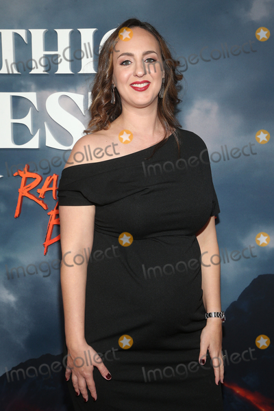 Raven Photo - 29 January 2020 - Hollywood California - Danielle Kreinik Premiere Of Apple TVs Mythic Quest Ravens Banquet held at The Cinerama Dome Photo Credit FSAdMedia
