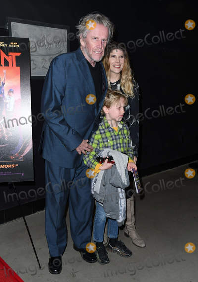 Gary Busey Photo - 22 January 2019 - Hollywood California - Gary Busey Luke Busey Dead Ant  LA Premiere Screening held at TCL Chinese 6 Theaters Photo Credit Birdie ThompsonAdMedia