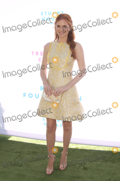 Sarah Drew Photo - 7 October 2018-  Beverly Hills California - Sarah Drew The 2018 Rape Foundation Annual Brunch held at Private Residence Photo Credit Faye SadouAdMedia