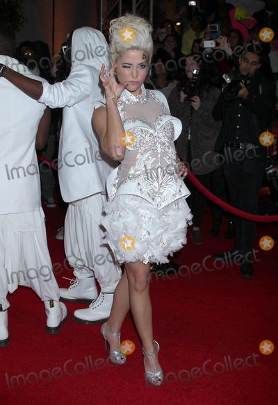 Cece Frey Photo - 19 December 2012 - Los Angeles California - The X Factor Season Finale - Night 1 held at CBS Studios Photo Credit Russ ElliotAdMedia