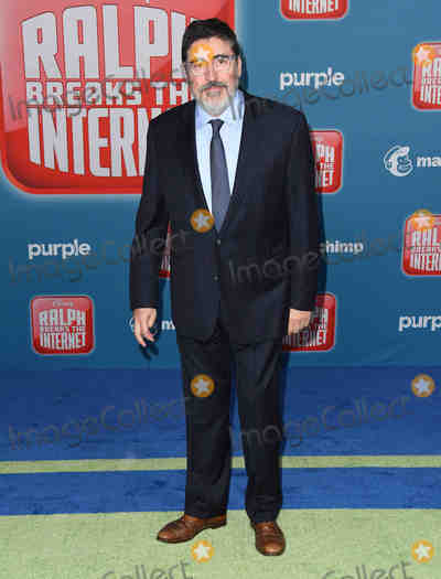 Alfred Molina Photo - 05 November 2018 - Hollywood California - Alfred Molina Disneys Ralph Breaks the Internet Los Angeles Premiere held at El Capitan Theater Photo Credit Birdie ThompsonAdMedia