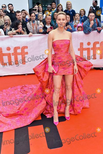 Brie Larson Photo - 06 September 2019 - Toronto Ontario Canada - Brie Larson 2019 Toronto International Film Festival - Just Mercy Premiere held at Roy Thomson Hall Photo Credit Brent PerniacAdMedia