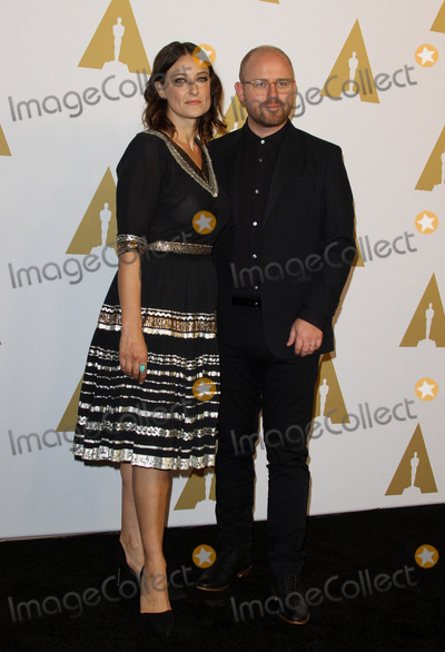 James Laxton Photo - 6 February 2017 - Los Angeles California - James Laxton with Adele Romanski 89th Oscars Nominees Luncheon held in the Grand Ballroom at the Beverly Hilton Hotel in Beverly Hills Photo Credit AdMedia