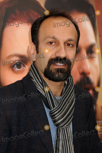 Asghar Farhadi Photo - 14 January 2012 - Hollywood California - Asghar Farhadi American Cinematheque 69th Annual Golden Globe Awards Foreign-Language Nominee Directors Panel held at the Egyptian Theatre Photo Credit Byron PurvisAdMedia