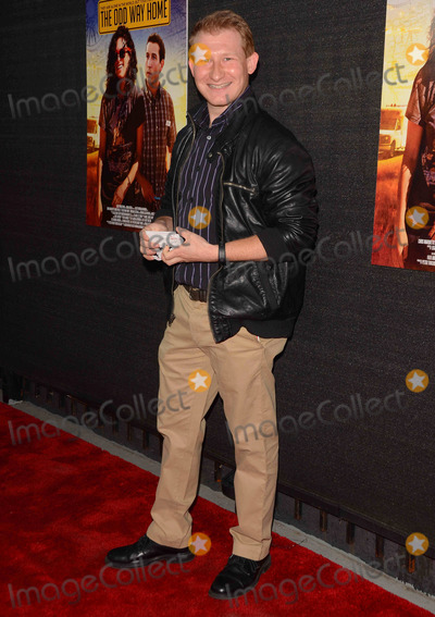 Adam Wylie Photo - 30 May 2014 - Hollywood California - Adam Wylie Arrivals for the world premiere of The Odd way Home held at the Arena Cinema in Hollywood Ca Photo Credit Birdie ThompsonAdMedia