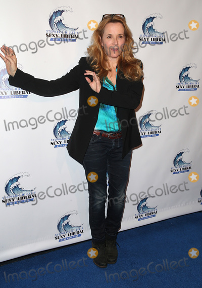 Lea Thompson Photo - 03 November 2018 - Beverly Hills California - Lea Thompson Stephanie Millers Sexy Liberal Blue Wave Tour held at The Saban Theatre Photo Credit Faye SadouAdMedia