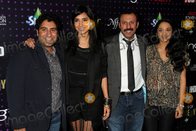 Anisha Nagarajan Photo - 4 December 2010 - Los Angeles California - Parvesh Cheena Rebecca Hazelwood Rizwan Manji and Anisha Nagarajan Varietys Power of Comedy Event held at Club Nokia Photo Byron PurvisAdMedia