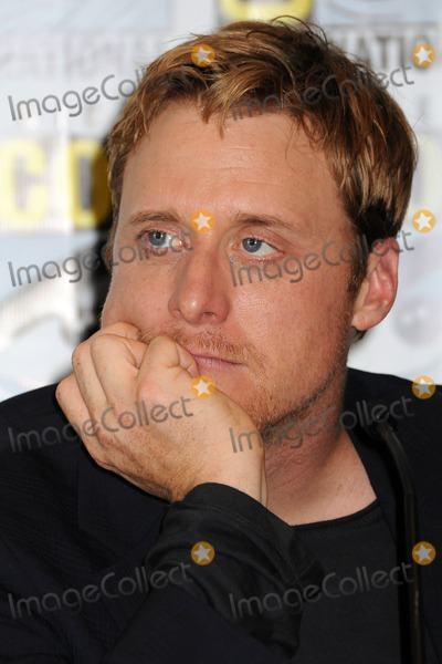 Alan Tudyk Photo - 13 July 2012 - San Diego California - Alan Tudyk Firefly Press Room at Comic Con 2012 held at the Bayfront Hilton Hotel Photo Credit Byron PurvisAdMedia