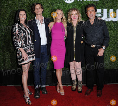 Aj Cook Photo - 10 August 2016 - West Hollywood California Paget Brewster  Matthew Gray Gubler AJ Cook Kirsten Vangsness Joe Mantegna 2016 CBS CW Showtime Summer TCA Party held at Pacific Design Center Photo Credit Birdie ThompsonAdMedia