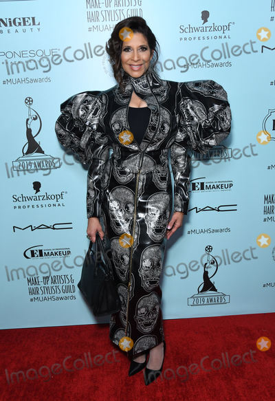 Christine Devine Photo - 16 February 2019 - Los Angeles California - Christine Devine The 6th Annual Make-Up Artists and Hair Stylists Guild Awards held at The Novo at LA Live Photo Credit Birdie ThompsonAdMedia