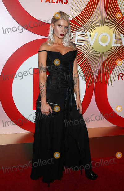 Alana Pallister Photo - 09 November 2018 - Las Vegas NV -  Alana Pallister  REVOLVE hosts 2nd Annual REVOLVEawards at Palms Casino Resort in Las Vegas Photo Credit MJTAdMedia