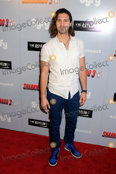 Adam Bucci Photo - 22 July 2015 - Westwood California - Adam Bucci Sharknado 3 Oh Hell No Los Angeles Premiere held at iPic Theaters Photo Credit Byron PurvisAdMedia