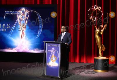 Hayma Washington Photo - 12 July 2018-  North Hollywood California - Hayma Washington 70th Emmy Awards Nominations Announcement held at Saban Media Center Photo Credit Faye SadouAdMedia