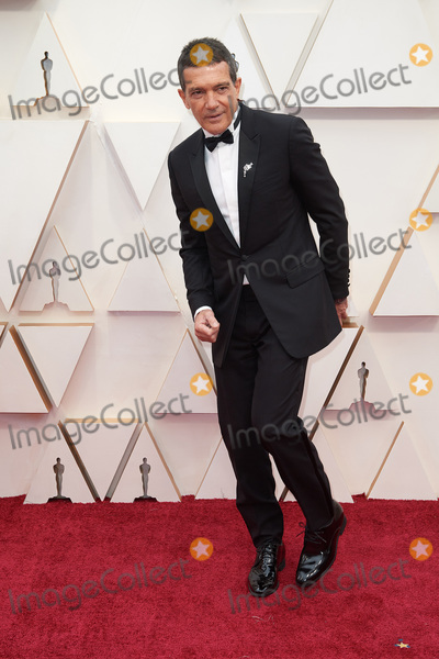 Antonio Banderas Photo - 09 February 2020 - Hollywood California - Antonio Banderas 92nd Annual Academy Awards presented by the Academy of Motion Picture Arts and Sciences held at Hollywood  Highland Center Photo Credit AMPASAdMedia