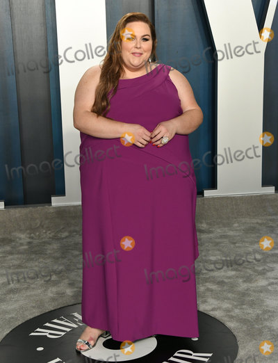 Chrissy Metz Photo - 09 February 2020 - Los Angeles California - Chrissy Metz 2020 Vanity Fair Oscar Party following the 92nd Academy Awards held at the Wallis Annenberg Center for the Performing Arts Photo Credit Birdie ThompsonAdMedia