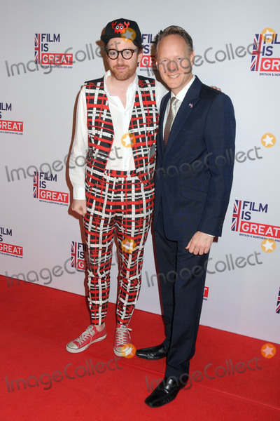 Chris OConnor Photo - 26 February 2016 - West Hollywood California - Philip Colbert Chris OConnor The Film is GREAT Reception Honoring British Nominees of the 88th Annual Academy Awards held at Fig  Olive Photo Credit Byron PurvisAdMedia