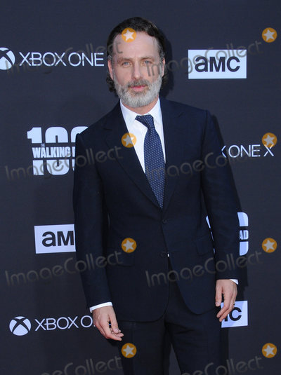 Andrew Lincoln Photo - 22 October  2017 - Los Angeles California - Andrew Lincoln AMC Celebrates the 100th Episode of The Walking Dead held at The Greek Theater in Los Angeles Photo Credit Birdie ThompsonAdMedia