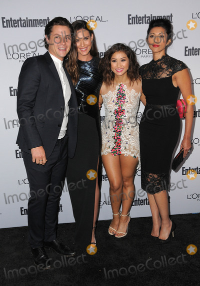Reshma Shetty Photo - 16 September 2016 - West Hollywood California - Augustus Prew Odette Annable Brenda Song and Reshma Shetty 2016 Entertainment Weekly Pre-Emmy Party held at Nightingale Plaza Photo Credit Birdie ThompsonAdMedia