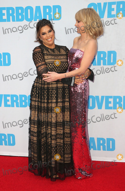 Anna Faris Photo - 30 April 2018 - Westwood California - Eva Longoria Anna Faris  Overboard Los Angeles Premiere held at Regency Village Theatre Photo Credit F SadouAdMedia