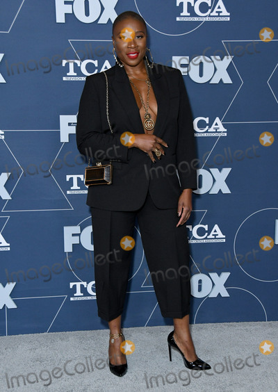 Aisha Hinds Photo - 07 January 2020 - Pasadena California - Aisha Hinds FOX Winter TCA 2020 All Star Party held at Langham Huntington Hotel Photo Credit Birdie ThompsonAdMedia