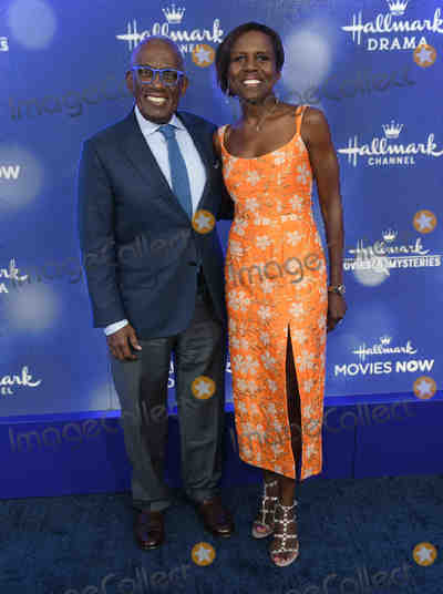 Deborah Roberts Photo - 26 July 2019 - Beverly Hills California - Al Roker Deborah Roberts Hallmark Channel and Hallmark Movies  Mysteries 2019 Summer TCA held at a Private Residence Photo Credit Birdie ThompsonAdMedia