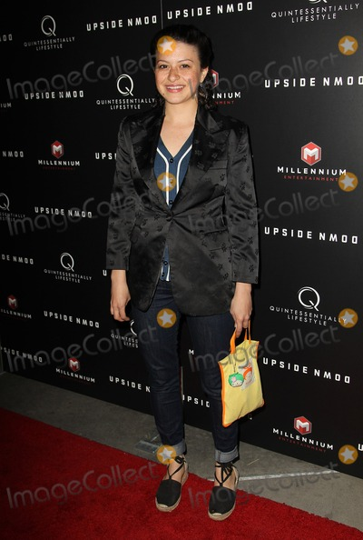 Alias Photo - 12 March 2013 - Beverly Hills California - Alia Shawkat Screening Of Millennium Entertainments Upside Down  Held At The ArcLight Theater Photo Credit Kevan BrooksAdMedia