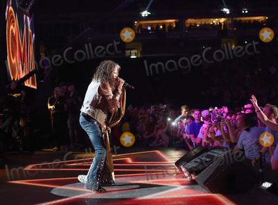 Aerosmith Photo - 11 June 2016 - Nashville Tennessee - Steven Tyler Aerosmith 2016 CMA Music Festival Nightly Concert held at Nissan Stadium Photo Credit Laura FarrAdMedia