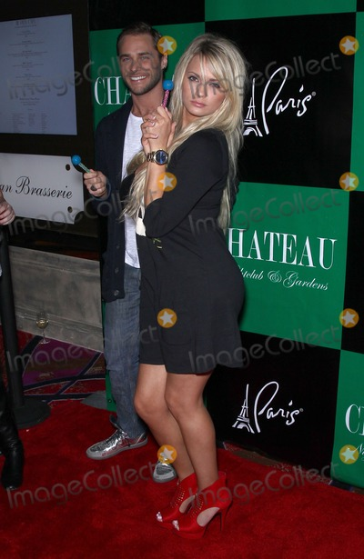 Angel Porrino Photo - 19 March 2011 - Las Vegas Nevada - Josh Strickland Angel Porrino  Brody Jenner celebrates his birthday at Chateau Nightlcub inside Paris Las Vegas  Photo MJTAdMedia