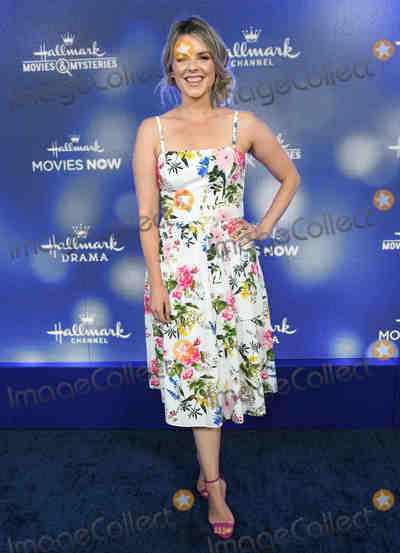Ali Fedotowski Photo - 26 July 2019 - Beverly Hills California - Ali Fedotowsky Hallmark Channel and Hallmark Movies  Mysteries 2019 Summer TCA held at a Private Residence Photo Credit Birdie ThompsonAdMedia
