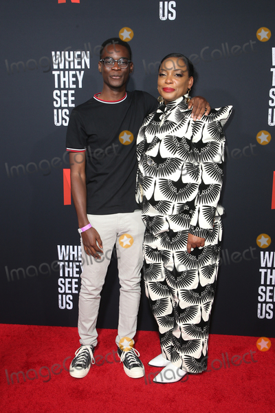 Aunjanue Ellis Photo - 11 August 2019 - Los Angeles California - Ethan Herisse Aunjanue Ellis When They See Us for your consideration Los Angeles 2019 - Day 1 held at Paramount Theatre Photo Credit FSadouAdMedia