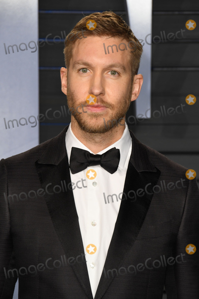 Calvin Harris Photo - 04 March 2018 - Los Angeles California - Calvin Harris 2018 Vanity Fair Oscar Party hosted following the 90th Academy Awards held at the Wallis Annenberg Center for the Performing Arts Photo Credit Birdie ThompsonAdMedia