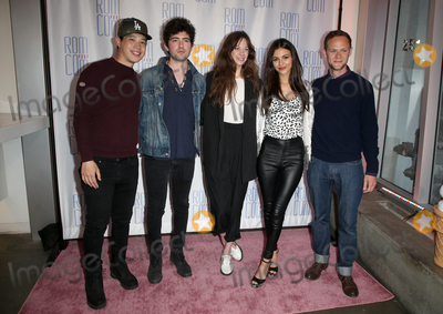 Analeigh Tipton Photo - 21 June 2019 - Los Angeles California - Hayden Szeto Ian Nelson Analeigh Tipton Victoria Justice Joseph Cross 2019 Rom Com Fest Los Angeles - Summer Night  held at Downtown Independent Photo Credit Faye SadouAdMedia