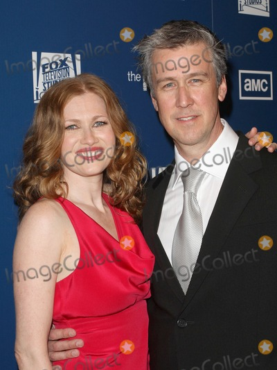 Alan Ruck Photo - 21  March 2011 - Los Angeles California - Mireille Enos Alan Ruck Premiere Of AMCs Series The Killinge Held At The Harmony Gold Theatre Photo Kevan BrooksAdMedia