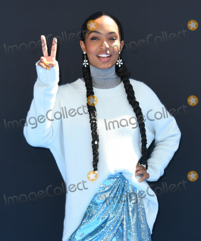 Yara Shahidi Photo - 23 June 2019 - Los Angeles California - Yara Shahidi 2019 BET Awards held at the Microsoft Theater Photo Credit Birdie ThompsonAdMedia