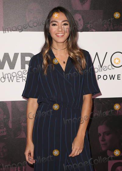 Hollies Photo - 01 November 2018 - Los Angeles California - Hollis Wong-Wear TheWraps Power Womens Summit at the InterContinental Hotel Photo Credit Faye SadouAdMedia