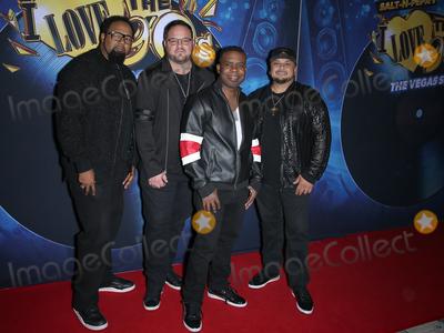 All 4 One Photo - 25 October 2018 - Las Vegas NV -  All-4-One  Salt-N-Pepas I LOVE THE 90s- THE VEGAS SHOW Red Carpet Premiere at Paris Las Vegas Photo Credit MJTAdMedia