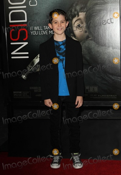 Andrew Astor Photo - 10 September 2013 - Universal City California - Andrew Astor Insidious Chapter 2 - Los Angeles Premiere Held at Universal CityWalk Photo Credit Kevan BrooksAdMedia