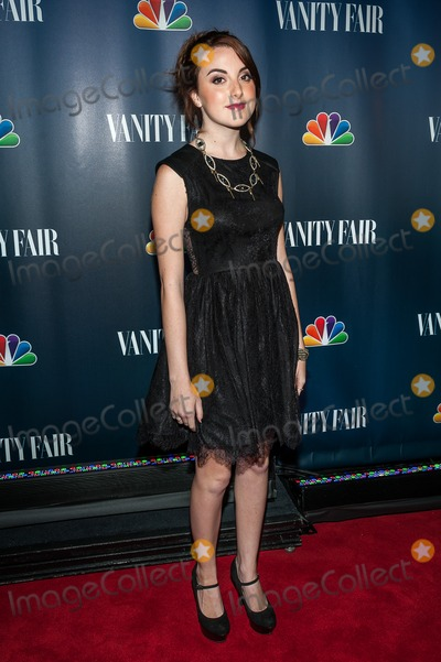 Juliette Goglia Photo - 16 September 2013 - New York New York - Juliette Goglia NBC Fall Launch Party at The Top of The Standard Photo Credit Mario SantoroAdMedia