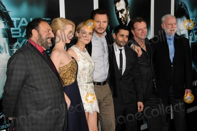 Aidan Quinn Photo - 16 February 2011 - Westwood California - Joel Silver January Jones Diane Kruger Liam Neeson Jaume Collet-Serra Aidan Quinn and Leonard Goldberg Unknown Los Angeles Premiere held at the Regency Village Theater Photo Byron PurvisAdMedia