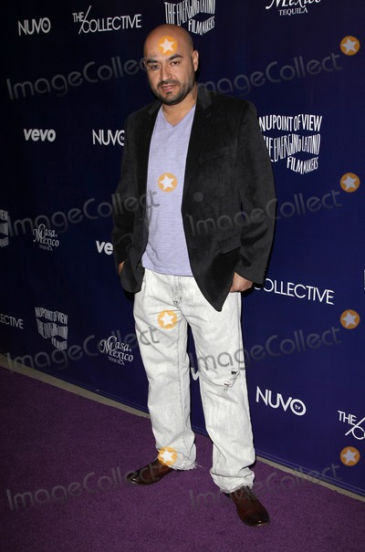 Anthony Valadez Photo - 18 February 2014 - Los Angeles California - Anthony Valadez NUVOtvs Spring Launch Premiere Party Featuring Talent From The Collective Powered By Vevo And Nu Point Of View Held at Siren Studios Photo Credit FSadouAdMedia