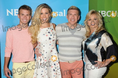 Chase Crisley Photo - 14 July 2014 - Beverly Hills California - Chase Crisley Savannah Chrisley Todd Chrisley Julie Chrisley NBC Universal Press Tour Summer 2014 - Day 2 held at the Beverly Hilton Hotel Photo Credit Byron PurvisAdMedia