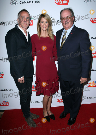 Howard Barish Photo - 18  September 2017 - Los Angeles California - Jean-Marc Vallee Laura Dern Howard Barish Canadian Consulate Celebration For The Canadian Nominees Of The 69th Primetime Emmy Awards held at the Official Residence Of Canada Photo Credit F SadouAdMedia
