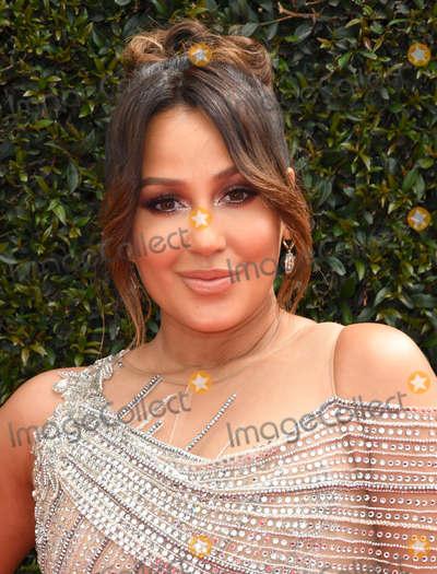 Adrienne Houghton Photo - 29 April 2018 -Pasadena California - Adrienne Houghton 45th Annual Daytime Emmy Awards held at Pasadena Civic Center Photo Credit Birdie ThompsonAdMedia
